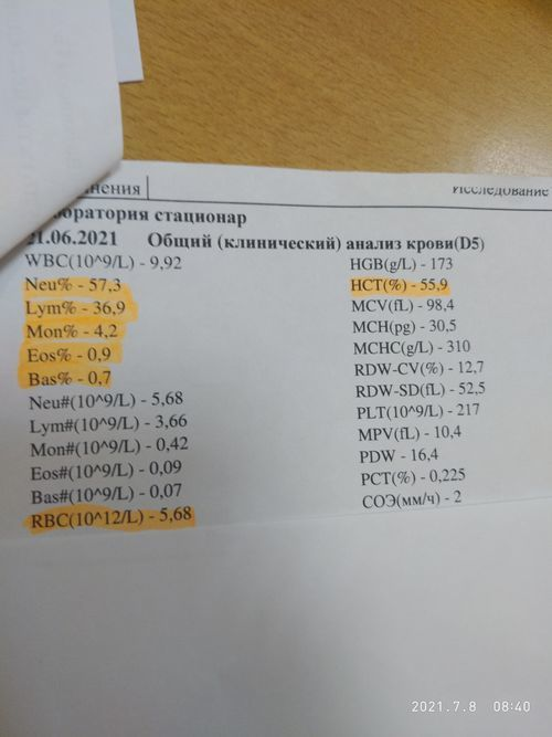 ко инфекция - фото №1